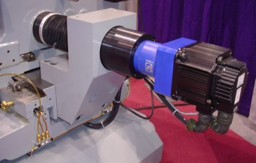 CNC Centerless Servo Infeed Attachment